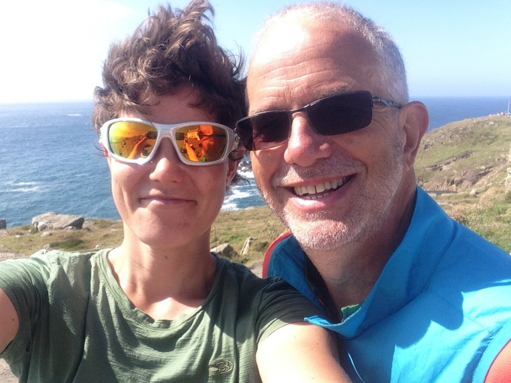 Lands end selfie